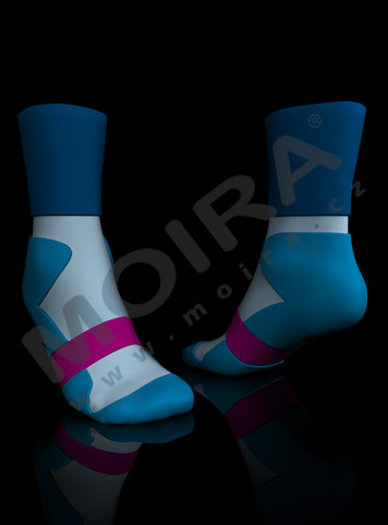 Dámské funkční ponožky Moira Arktida. -10 % fd9e0ae097