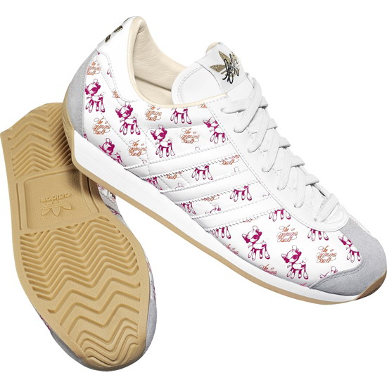 Boty Adidas Coutry Fafi W