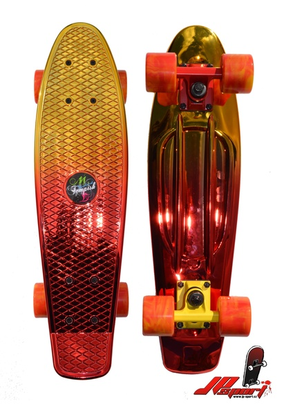 79d6e3017 Pennyboard Tempish Buffy Star gold