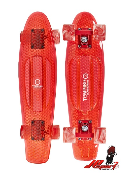 10627113b Pennyboard Tempish Buffy Star red