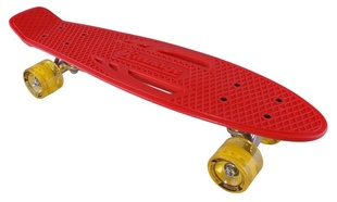 Pennyboard Karnage Standard Retro red