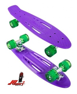 Pennyboard Karnage Standard Retro purple
