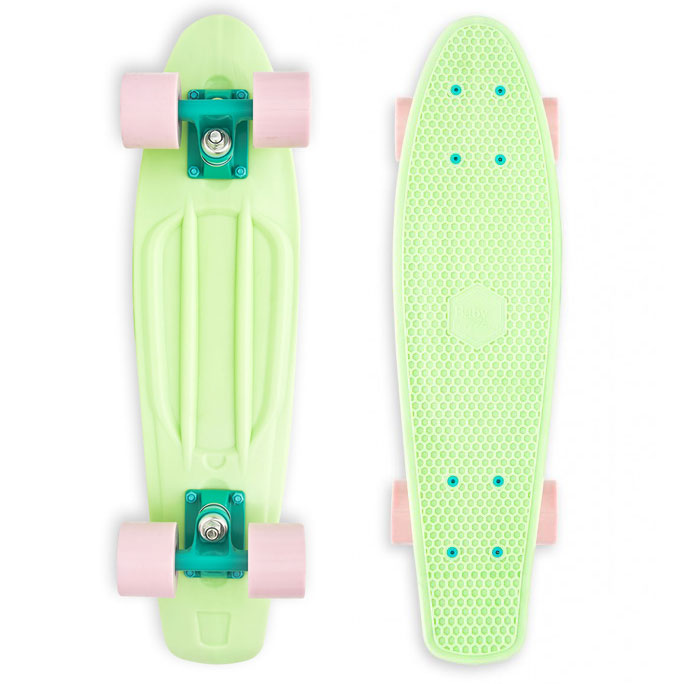 Pennyboard Baby Miller Cupcake apple green