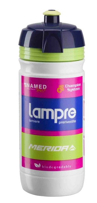 Cyklistická lahev Elite Team Corsa Lampre Merida 550ml