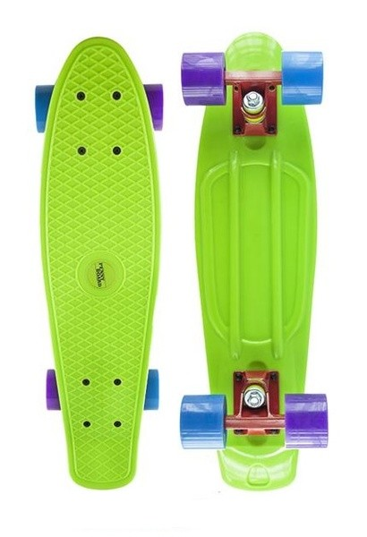 Pennyboard Nils Fishboard Basic green