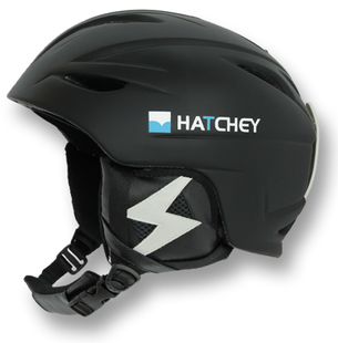 Helma na snowboard Hatchey Flash black