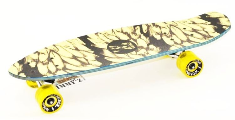 Cruiser JIMMY´Z Micro Kicktail Bananaz