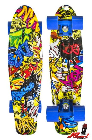 Pennyboard Nils Fishboard Joker