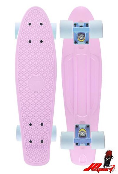 Pennyboard Nils Fishboard Basic Light Pink