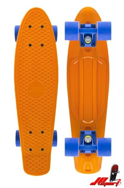 Pennyboard Nils Fishboard Basic Orange