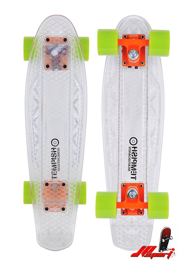 Svítící penny board Tempish Buffy I-Flash 75c8523974