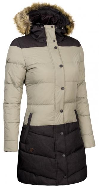 18bdc557f5 Dámský zimní kabát Woox Pinna Animal Chica + rukavice zdarma