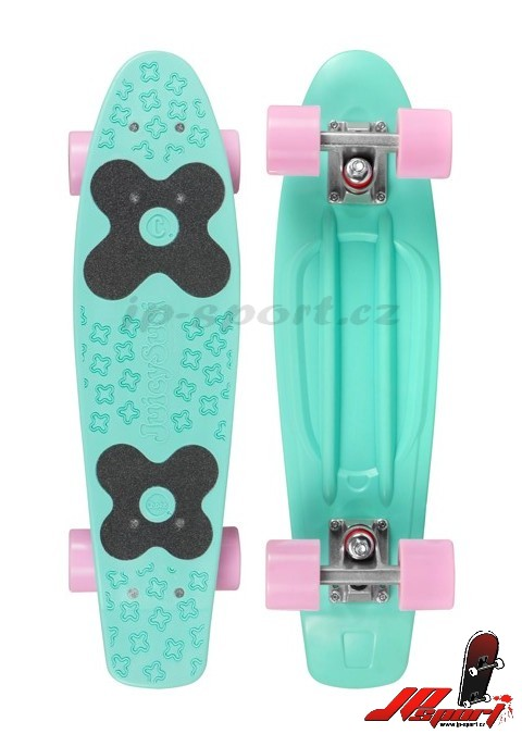 Pennyboard Choke Juicy Susi pastel green