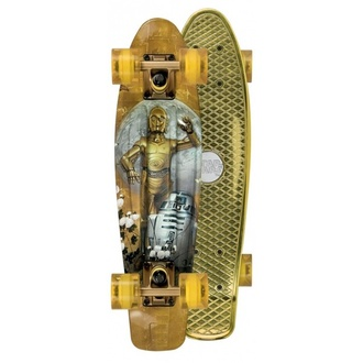 Pennyboard Star Wars Bling Bling C-3PO