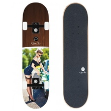 Skateboard Yee Ha Gas Girl 7.75