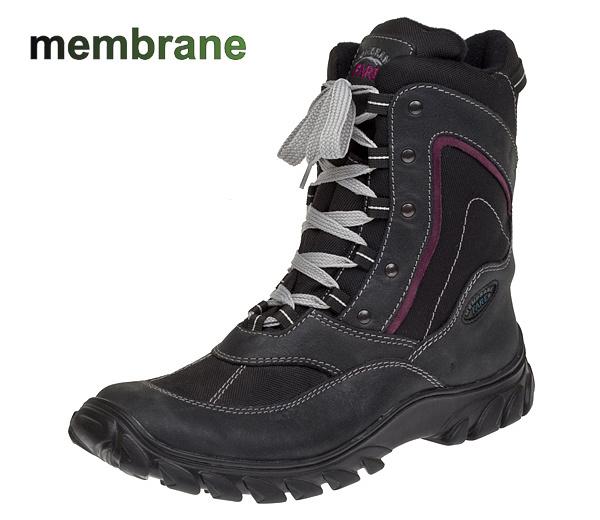 8125e91d7b3 Dámské zimní nepromokavé boty Fare 2646111