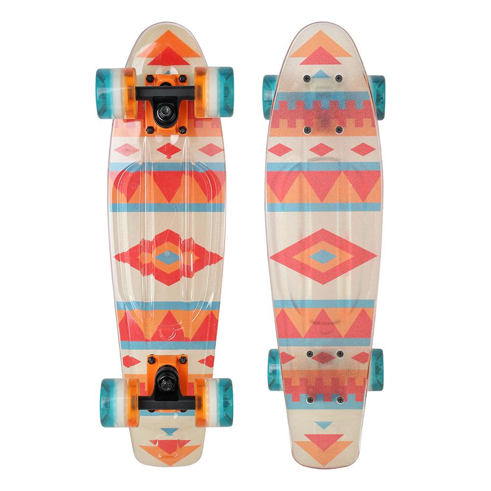 Svítící pennyboard Tempish Buffy 3xflash Aztec 65b337eaf0