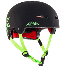 Helma REKD Elite Icon Helmet Black