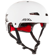 Helma REKD Elite Icon Helmet White