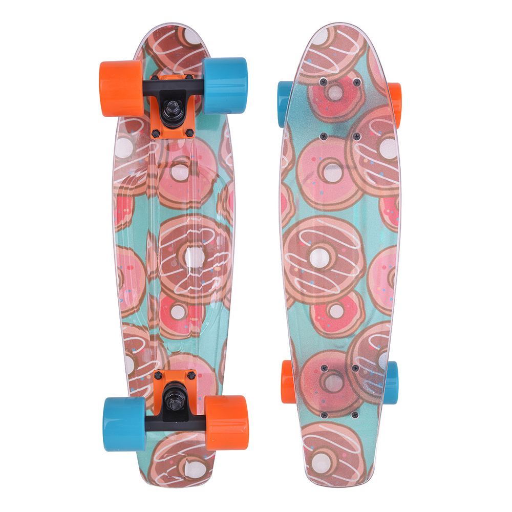 Svítící pennyboard Tempish Buffy Flash X Donuts d7b2f5fe0a