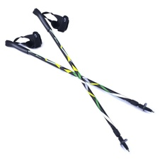 Hole Nordic Walking Spokey Zigzag black