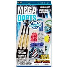 Mega Set Harrows Mega Darts