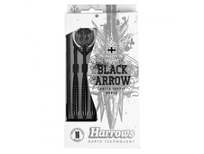 Šipky Harrows Black Arrow soft 18g
