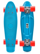 Pennyboard Meteor Fishboard Blue