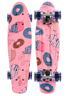 Pennyboard Meteor Fishboard Candy