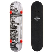 Skateboard Meteor Wooden City