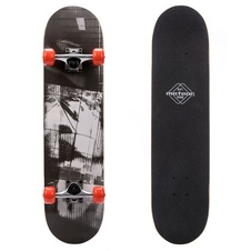 Skateboard Meteor Wooden Black G