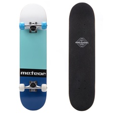 Skateboard Meteor Salty blue/mint